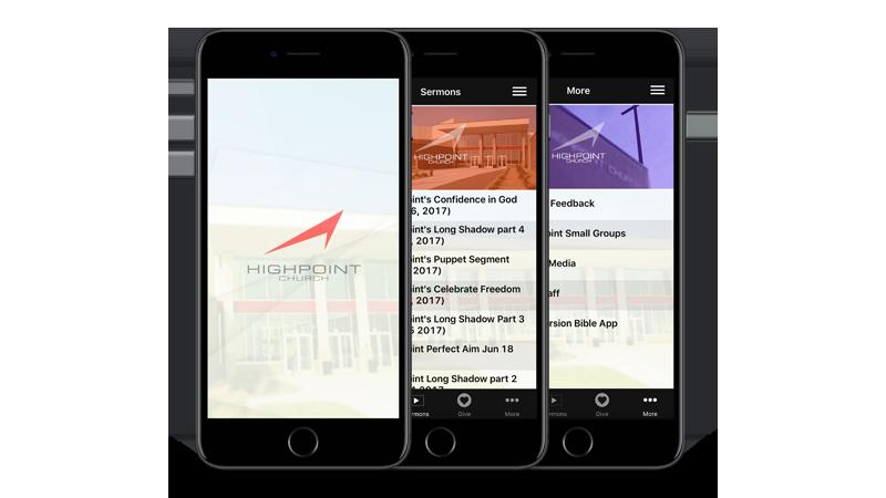 Highpoint Church Mobile App