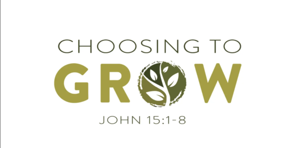 Choosing to Grow