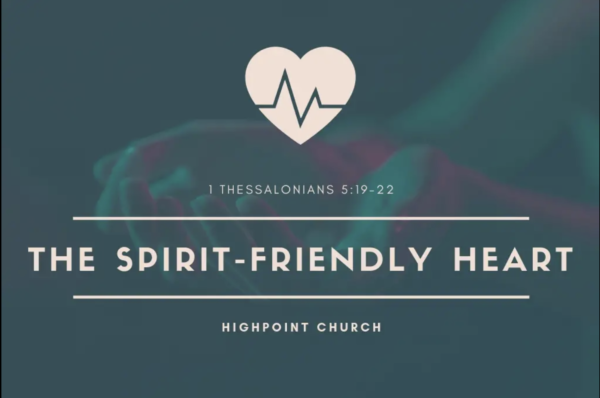 The Spirit Friendly Heart